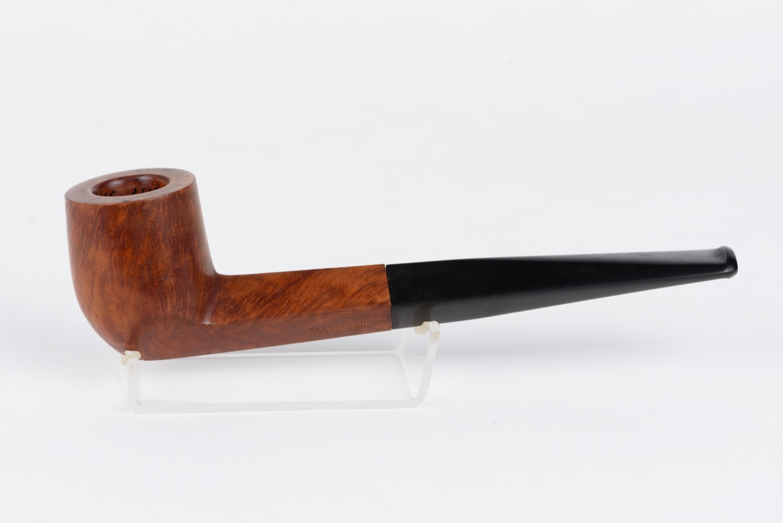 """Трубка курительная. Форма """"Dublin"""" (по классификации Alfred Dunhill Ltd"""")."""