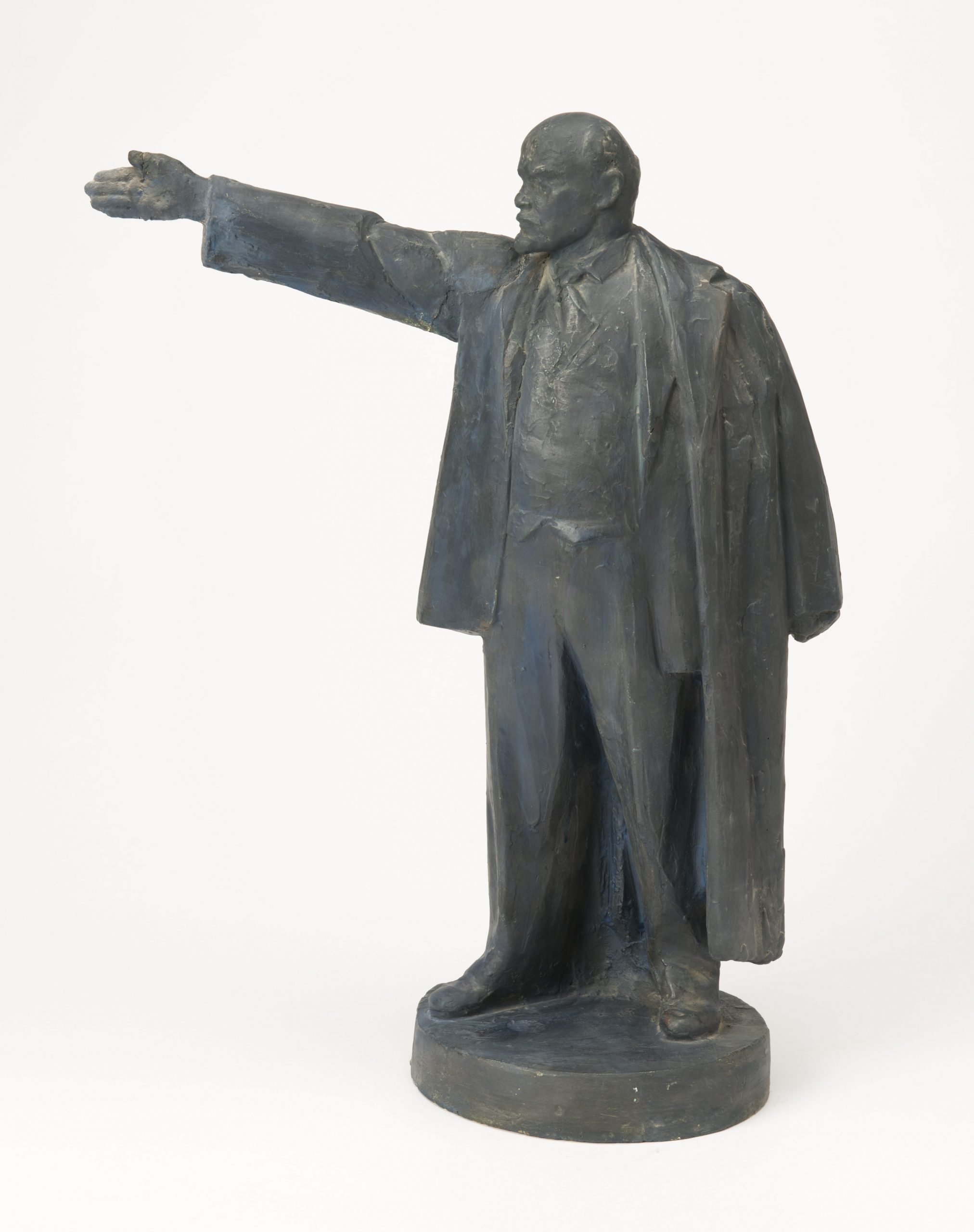 Скульптура «В.И. Ленин». Проект памятника для Дворца Советов